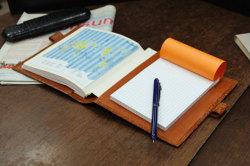クロコダイル手帳カバー