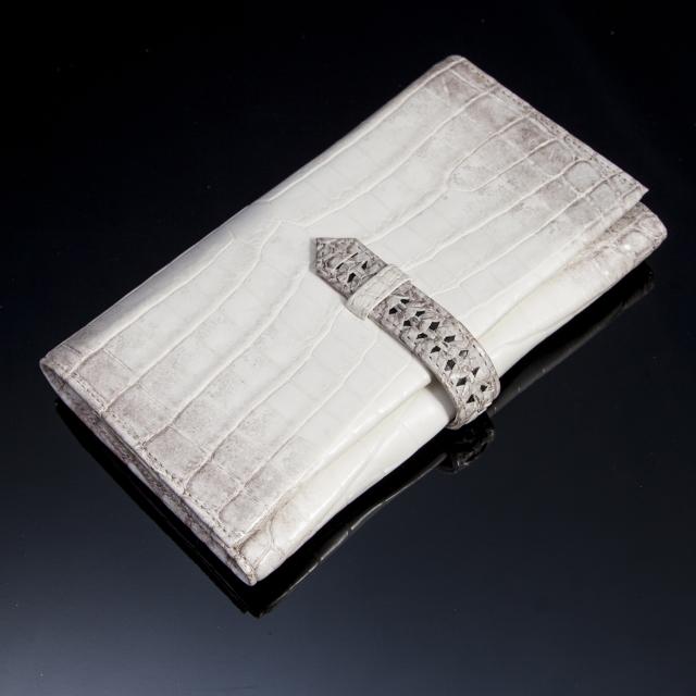 【朧月】三つ折財布[C303]